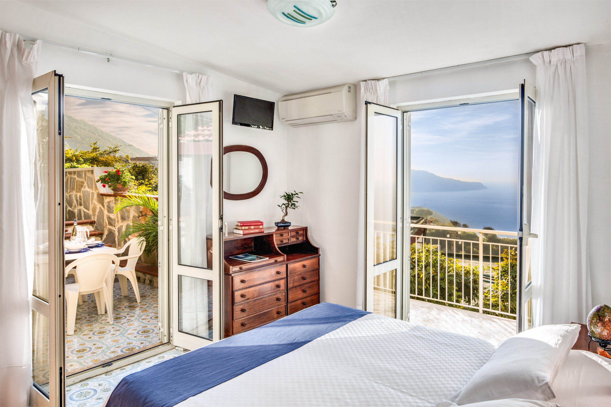 gocce di capri one bedroom apatment deluxe sorrento