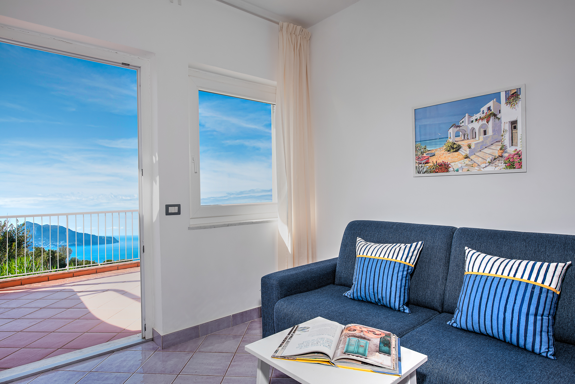 gocce di capri two bedroom apatment superior sorrento